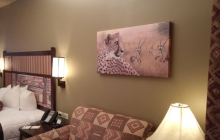 Guest Room Art Canvas